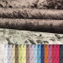 DIVA CROCO Decorator Furnishing Upholstery Fabric Velvet...