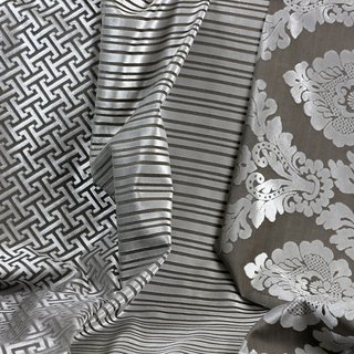 ARISTO-C Decorator Furnishing Upholstery Fabric Baroque Patterned Jacquard