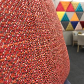 GROOVY Furnishing Upholstery Fabric Textured