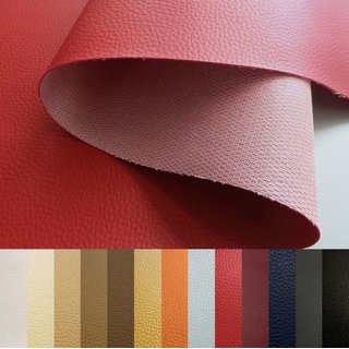 BRONCO PVC Decorator Furnishing Upholstery Faux Artificial Leather