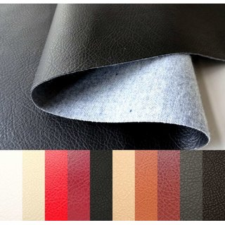 ORLANDO PVC PU Furnishing Upholstery Artificial Faux Leather Real Leather Look