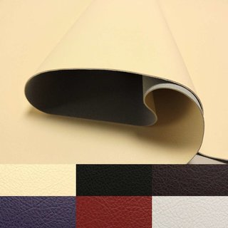 DAKOTA FAUX LEATHER PVC Real Leather Cowhide Leather optics Car Leather per metre