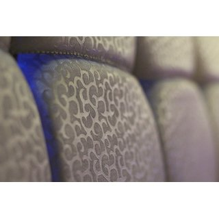 VERONACOMB PVC Decorator Furnishing Upholstery Artificial Leather Jacquard