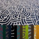 VANITY-D Decorator Furnishing Upholstery Fabric Patterned...